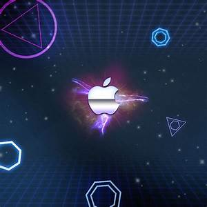Tron Apple Wallpaper by WhoIsScott on DeviantArt