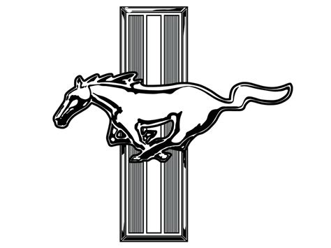 Ford Mustang Shelby Logo  Image #60