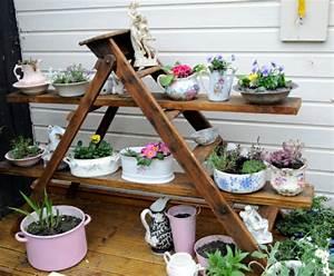 Gartendeko Selbst Gemacht : 30 kreative ideen f r selbstgemachte gartendeko ~ Yasmunasinghe.com Haus und Dekorationen