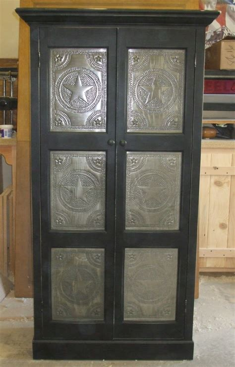 Classic Home Punched Style by Crafted Punched Tin Taller By Robinsons Custom