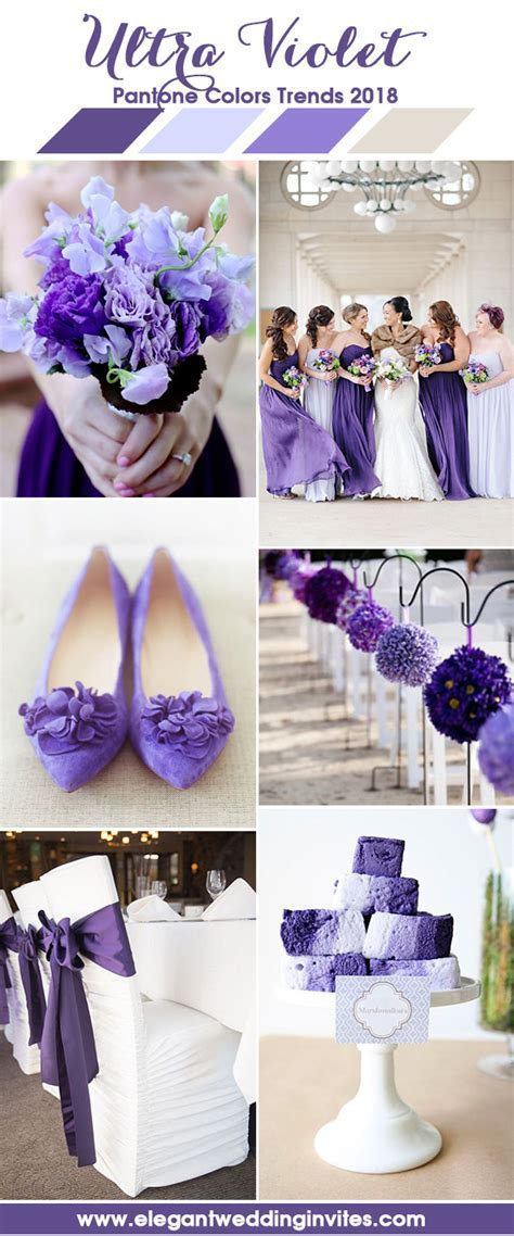 Wedding Color Ideas Inspired by Pantone Color of the Year