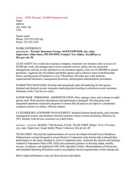 Army 25b Resumearmy 25b Resume by Amazing Army 25b Resume Gallery Simple Resume Office