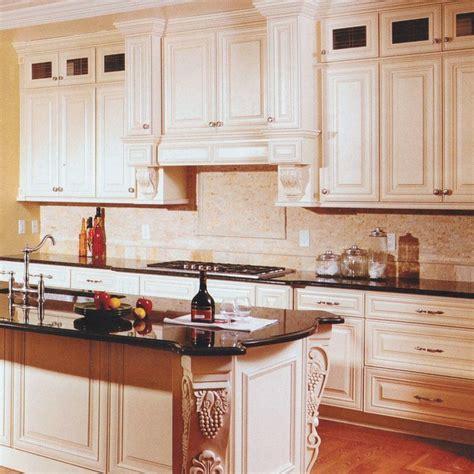 50 Best Antique White Cabinets Enhance Your Kitchen