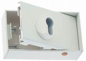 Boîte à Clés : france quincaillerie boite cl s edf en applique 140x80mm ~ Teatrodelosmanantiales.com Idées de Décoration