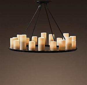 pillar candle round medium chandelier chandeliers With what kind of paint to use on kitchen cabinets for brown pillar candle holders