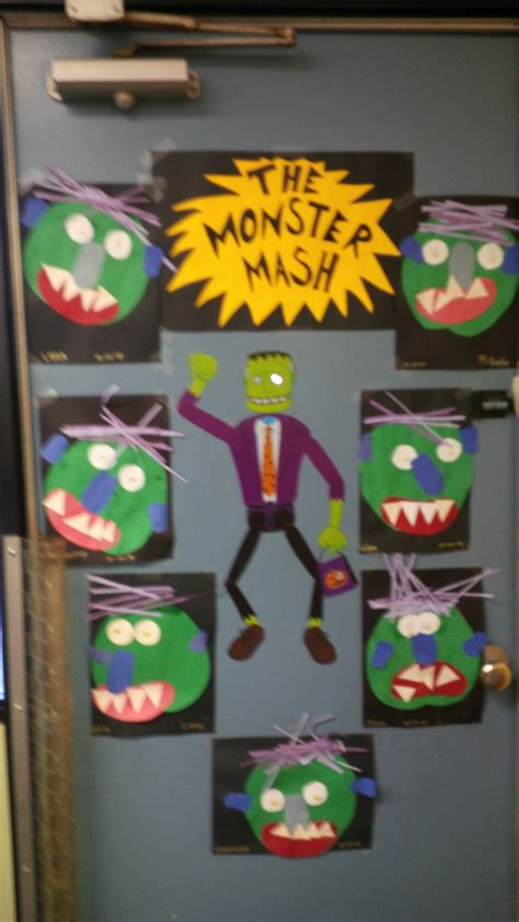 the mash door decoration for your classroom 198 | themonstermashclassroomdoordecoration