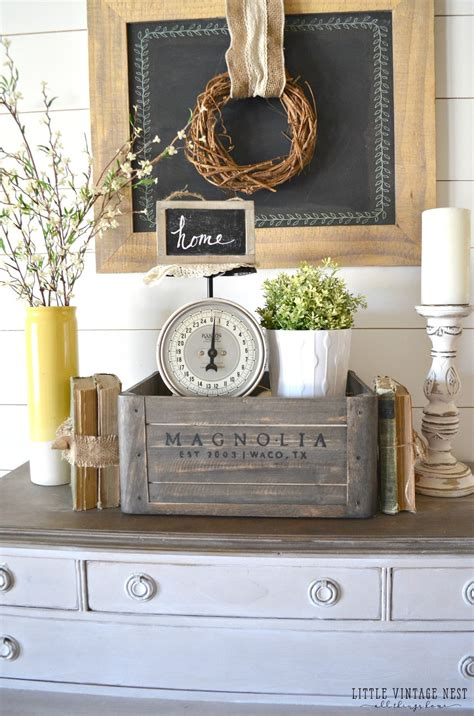 ways  style  wooden crate  vintage nest
