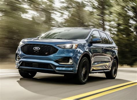 2020 Ford Edge Predictions And Concept