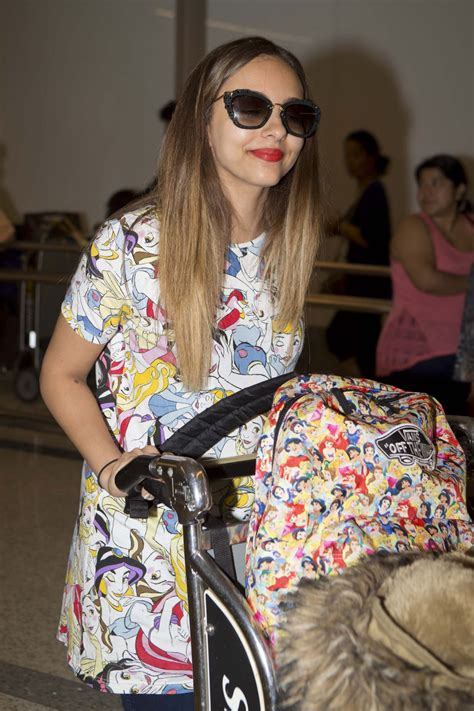 Little Mix - LAX airport in Los Angeles, August 2015 ...