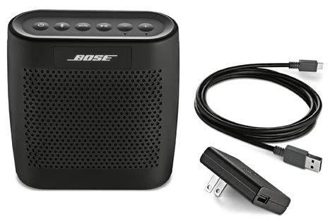 bose soundlink color packs sweet bass   small package