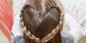 Peinados con trenzas para niña faciles