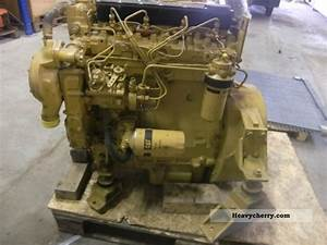 Cat 3054 At Engine Like New 2011 Other Construction