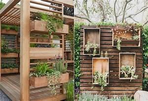 20 ideen fur den garten die schone momente im freien With französischer balkon mit moderne skulpturen für den garten