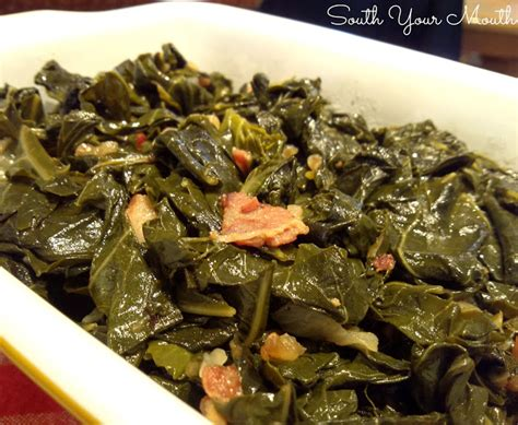 how to cook greens south your mouth southern style collard greens