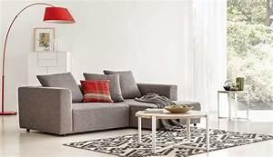 Graues Sofa Kombinieren : schlicht und sch n urbane sofas ~ Michelbontemps.com Haus und Dekorationen