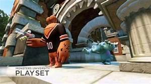 Video - Disney Infinity Monsters University - Sulley ...