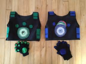 Wild Kratts Creature Power Suits Costume