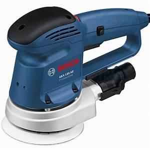 Bosch Gex 125 Ac : slefuitor cu excentric 350w bosch gex 125 ac profesional evostore romania ~ Frokenaadalensverden.com Haus und Dekorationen