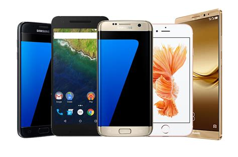 best smartphones 2016 the best phones available to buy