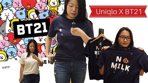 More info @morningkall #bts_popup #map_of_the_soul #space_of_bts pic.twitter.com/gu8kgivdn5. UNIQLO X BT21 & BT21 Pop Up Store in Manila - YouTube