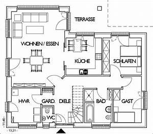 Grundriss Einfamilienhaus 140 Qm : winkelbungalow schl sselfertig mit knapp 160 qm grundriss ~ Markanthonyermac.com Haus und Dekorationen