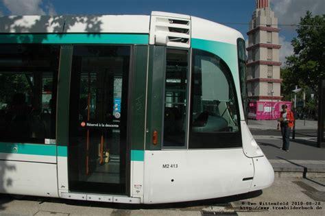 porte de versailles tram t2 trambilderbuch