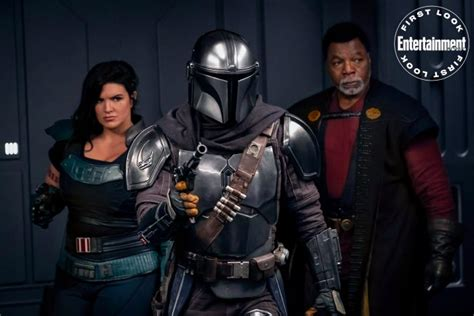 The Mandalorian Season 2 Photos and Details Revealed – /Film