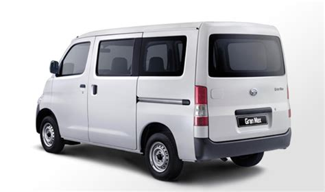 Daihatsu Gran Max Pu Picture by 2007 Daihatsu Gran Max Review Top Speed