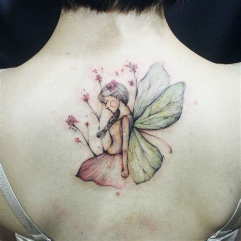 75+ Charming Fairy Tattoos Designs  A Timeless And