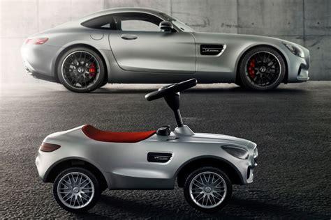 Mercedes-Benz Unveils AMG GT Bobby-Car