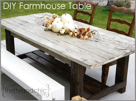 diy outdoor wooden table top woodworking projects
