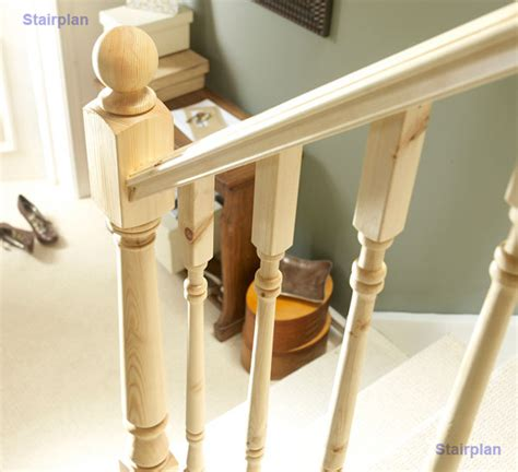 richard burbidge banisters stair spindles only 99p georgian staircase spindle offer