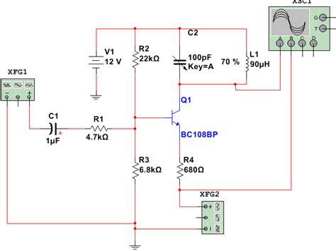 Pcb Design Experiment Amplitude Modulator