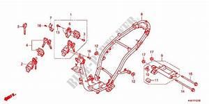 Frame For Honda Dio 110 2015   Honda Motorcycles  U0026 Atvs