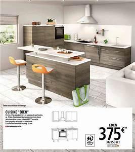 Poignée Meuble Cuisine Brico Depot : les cuisines brico d p t le blog des cuisines ~ Mglfilm.com Idées de Décoration