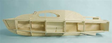 Model Boat Launching Cradle by Tq Now Rc Model Cabin Cruiser Plans