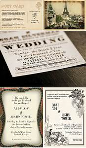 vintage wedding invitations have your dream wedding With vintage email wedding invitations