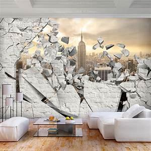 Tapeten 3d Steinoptik : vlies fototapete steinwand steinoptik new york tapete wohnzimmer wandbilder xxl ebay ~ A.2002-acura-tl-radio.info Haus und Dekorationen