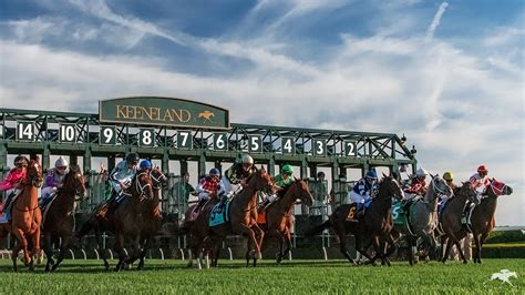 keeneland zoom backgrounds keeneland