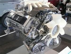 Nissan Vh Engine