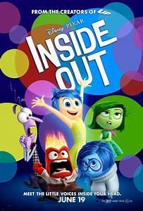 Inside Out... Pixar is back!