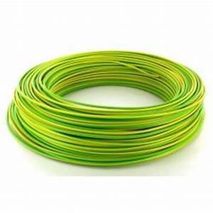 les elements de l39installation electrique les fils With couleur fil de terre