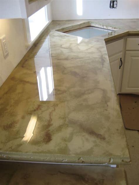 decorative epoxy floor craftsman detroit   concrete doctor