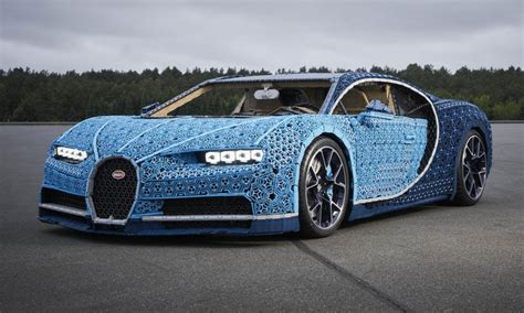 Chiron Carry Build by Lego Size Bugatti Chiron Cool Material