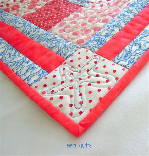Sea Quilts: ~ Quilt Binding Tutorial: Part One