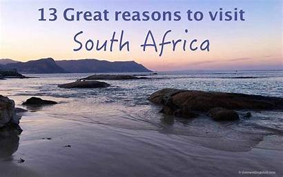 Africa South Visit Reasons Why Should African