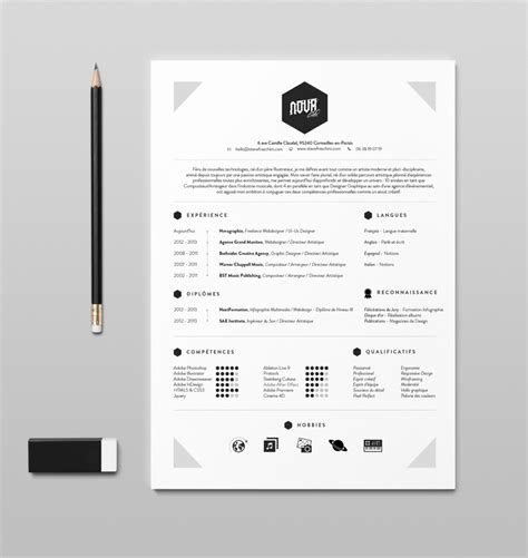 Inspiring Design Resumes by 70 Well Designed Resume Exles For Your Inspiration