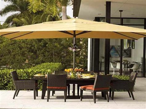 17 best ideas about large patio umbrellas on