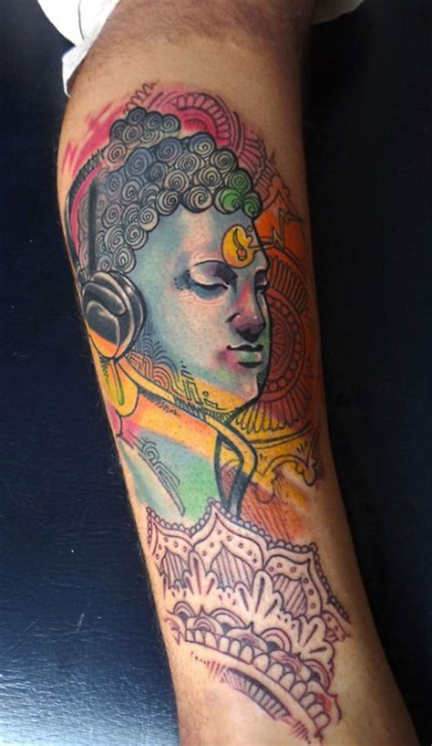 buddha tattoo designs  simply