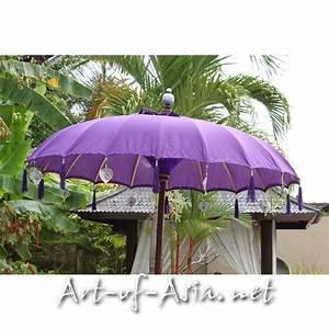 Sonnenschirm Asia Style : bali sonnenschirm 180cm royal purple silber 180cm durchmesser sonnenschirme ~ Frokenaadalensverden.com Haus und Dekorationen